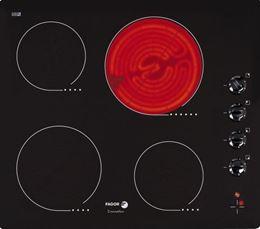 תמונה של כיריים חשמליות פגור VFI-400 R