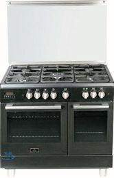 """תמונה של תנור פרטלי 90 ס""""מ מפוצל"""
