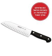 """תמונה של סכין יפנית סנטוקו 17 ס""""מ"""