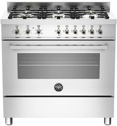 תמונה של תנור ברטזוני היברידי PRO90 6 HYB