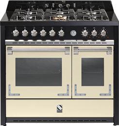 תמונה של תנור מקצועי סטיל אוקספורד 100 מפוצל
