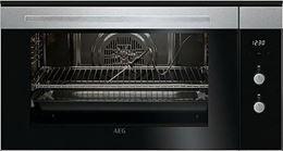 """תנור בנוי 90 ס""""מ  AEG KEK442910M"""