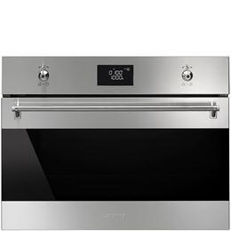 מיקרו משולב תנור SMEG SF4390MCX