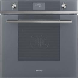 """תנור בנוי 60 ס""""מ SMEG SF6101TVS1"""