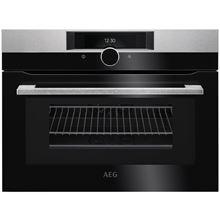 מיקרוגל משולב תנור AEG KMK861000M